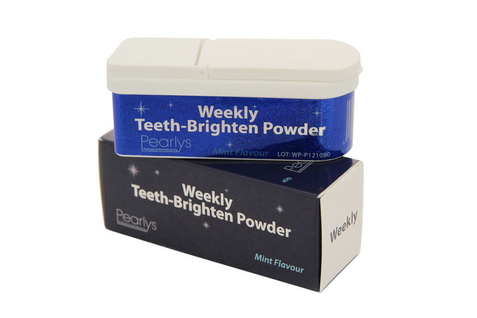 Teeth Weekly Brighten Powder